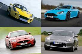 Fastest Sports Cars Under 50k Best Cheap Supercars And Sports Cars Auto Express