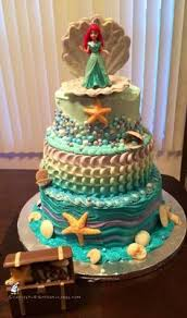 little mermaid cake u2014 birthday cake photos mady loves this cake