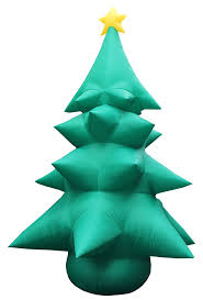 amazon com 20 foot tall inflatable christmas tree with star