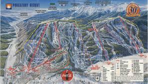 Map Of Durango Colorado by Purgatory Durango Mountain Resort Skimap Org