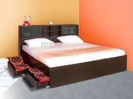 buy nirvana king double bed online in mumbai pune kochi