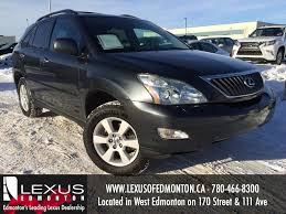 lexus green used green 2008 lexus rx 350 4wd review grande cache alberta