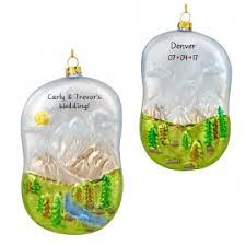 destination wedding ornaments