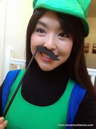 Halloween Makeup For Work by Fotd It U0027s Luigi Time Wearable Luigi Halloween Makeup Featuring
