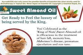 Essential Oils For Hair Loss Sweet Almond Oil In Ayurveda Ayurvedic Oils