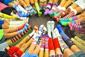 silly sock day abc child care centers