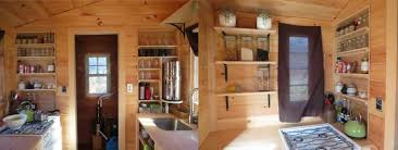 Kitchen Cabinets For Tiny Houses  Alternative Designs - Alternative to kitchen cabinets