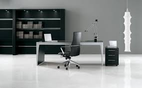 Affordable Modern Desk by Furniture Office Minimalist Home Office Desk Wooden Top