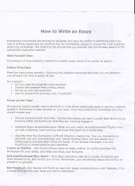 how to write a good college paper msbiodiesel us type a resume college essay hook examples great learn how to write a good for type a resume