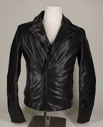 hooded motorcycle jacket armani black leather motorcycle jacket