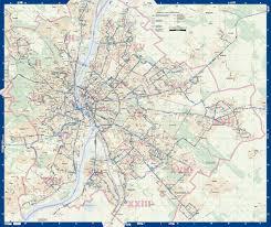 Map Of Budapest Transportation Maps Budapest Guide