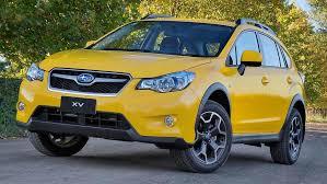 2015 subaru xv sunshine yellow special edition new car sales