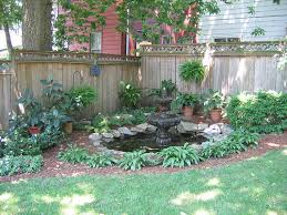 small shade garden ideas photograph 2006 licking riverside