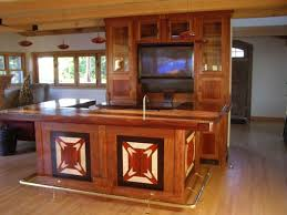 custom made bar cabinets handmade bar cabinets and interainment center by special tree
