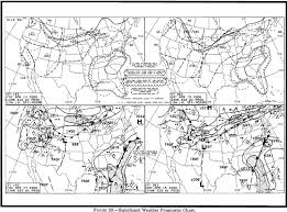 Weather Map Symbols Private Pilot Lesson 14 Aviation Weather Services Ascent