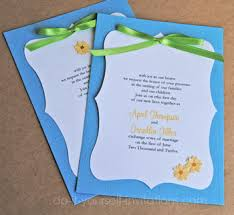 do it yourself invitations wedding invitations diy ideas and templates