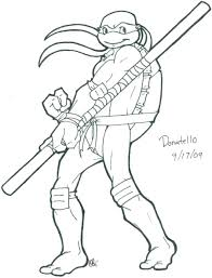 age mutant ninja turtle coloring pages turtles