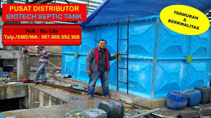 Bio Bandung 085 858 366 501 cari biotech septic tank bandung harga septic