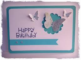 handmade happy birthday card ideas birthdaywishings com