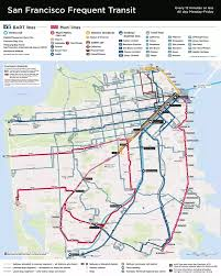 san francisco map cable car why is the sf muni service so pathetic quora