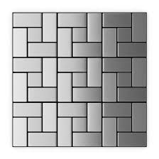 backsplashes self stick home decor clipgoo metallic tiles wayfair