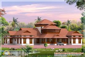 kerala traditional home plans home plan