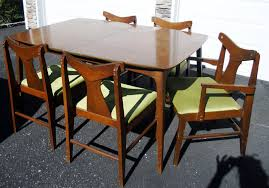Mid Century Dining Room Chairs by Best Mid Century Dining Set Styles