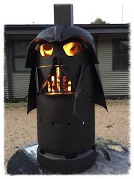 Buy Patio Heater by Darth Vader Outdoor Heater Welding Rod Fabrications Stuff To