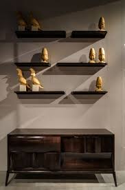 creative uses and ideas for wall mounted shelves in home decor when displaying collections try to alternate the heights of the items or to somehow avoid