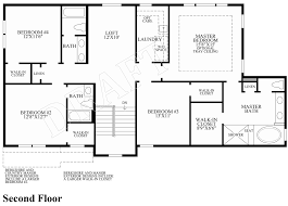 2nd Floor Plan Design Reserve At Medina The Duke Home Design