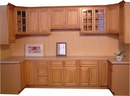 Solid Oak Kitchen Cabinets Sale Wood Kitchen Cabinet Doors Image Collections Glass Door