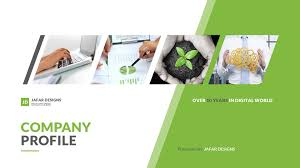free download layout company profile company profile powerpoint youtube throughout company profile