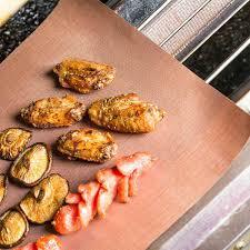 Chef Mat Aliexpress Com Buy Nonstick 4pcs Set Copper Chef Bbq Grill Bake