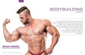 official fusion bodybuilding posing guide