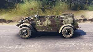 vw kubelwagen typ 82 kubelwagen for spin tires