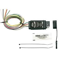 amazon com reese plug and play hitch wiring trailer lights for