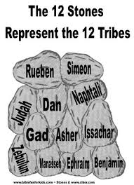 12 tribes stones 12 stones clipart pictures clipart collection calmness clipart
