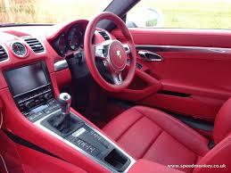 porsche cayman red speedmonkey porsche cayman 981 review