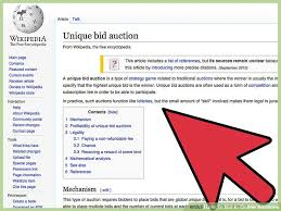 to bid how to bid in auctions 9 steps with pictures wikihow