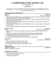 Cashier Example Resume by 18 Best Banking Sample Resume Templates Wisestep