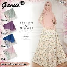 Grosir Gamis Zoya Murah grosir baju gamis fashion dan busana muslim murah di semarang