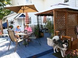Dog Patio Bewitched U0026 Bedazzled Rehoboth Beach De Bed U0026 Breakfast Resort