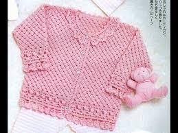 crochet baby sweater pattern crochet patterns for free crochet baby sweater 1548