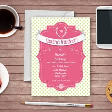 diy birthday invitation templates u2013 diabetesmang info
