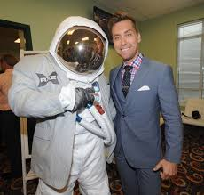 lance bass in axe astronauts bring a taste of space to the