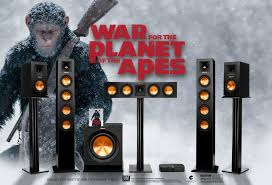 reference premiere hd wireless home war for the planet of the apes klipsch