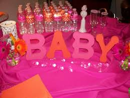 baby shower colors for a girl on a shelf with no paddle baby words and baby shower stuff