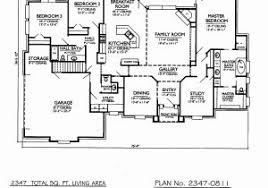 4 bedroom floor plans one story one story farmhouse floor plans inspirational home design 3