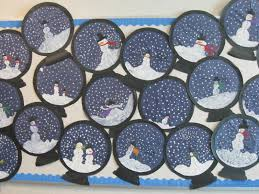 free winter and christmas craft projects with snowman motifs 1
