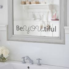 beyoutiful decal wall stickers u2013 nutmeg studio